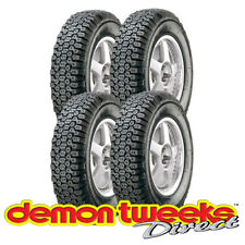 4 x 145/80/R10 (1458010) Maxsport Hakka Tyres - Firmawall- Autograss/Competition