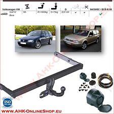AHK ES13 VW Golf IV 1999-2006 Kombi Variant Anhängevorrichtung Anhängerkupplung