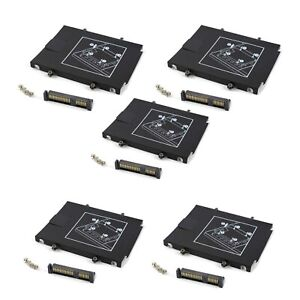 5pcs SATA Hard Drive Caddy Connector for HP EliteBook Folio 9470M 9480M 9460M