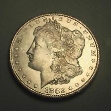 Stunning 1882-CC Morgan Dollar Silver Coin ~ GEM BU ~