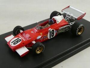 Looksmart Ferrari 312 B2 #18 Jacky Ickx Argentine GP 1973 1/43 LSRC030