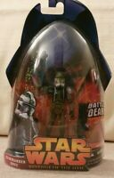 Star Wars - Revenge Of The Sith (2005) Commander Gree - Action Figure MOSC
