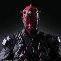 Star Wars Darth Maul SquareEnix VARIANT Play Arts Kai Action Figure New in Box