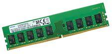 Samsung 8gb ddr4 ECC UDIMM RAM 2400 MHz para HP MicroServer gen10 comp 862974-b21