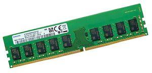 Samsung 8GB DDR4 ECC RAM UDIMM 2400 MHz für HP Microserver Gen10 komp 862974-B21
