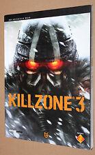 Killzone 3 Das offizielle Lösungsbuch / Strategy Guide playstation 3 PS3