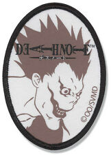"""Death Note: Ryuk Portrait Patch 3"""" x 2"""" Licensed by GE Animation Anime 7285"""