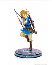 "First 4 Figures: Link The Legend Of Zelda Breath of the Wild 11"" Statue Figurine"