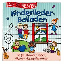 DIE 30 BESTEN KINDERLIEDER-BALLADEN - Neu & cellophaniert!