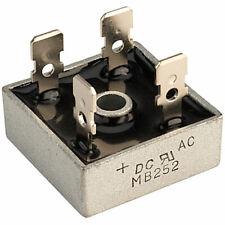 DC Components KBPC2502 25A 200V Bridge Rectifier (MB252)