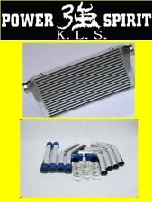 600X300X76 MM INTERCOOLER + 89mm PIPING/HOSE FULL KIT FIT RB30 VL R31 OR R33/R32