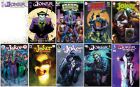 Joker 80th Anniversary 100-Page Super Spectacular All 10 Covers DC 2020 SET