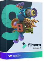 FILMORA 9 - Full Edition - For PC 64Bits - Fully Activated - Download Only -ESD
