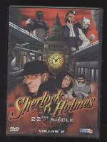 NUEVO DVD Sherlock Holmes en la 22ème siglo volumen 2 DIBUJOS ANIME EN BLÍSTER