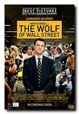 The Wolf of Wall Street Movie Poster 24x36 Inch Wall Art Portrait Print