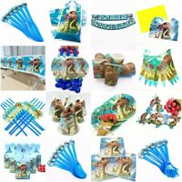 Princess Moana Birthday Party Supplies Filler Bag Tableware Plates Cups Balloons