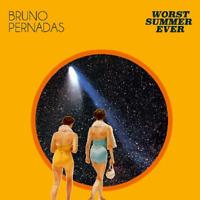 BRUNO PERNADAS-WORST SUMMER EVER-IMPORT CD WITH JAPAN OBI E78