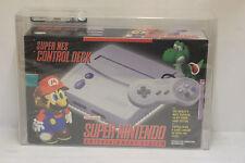 Super Nintendo SNES Mini Control Deck VGA Graded 85 NM+ (NIB)(#UC303076207)