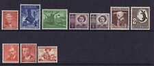 Australian Pre-Decimal Stamps 1947-1948 Year Collection (10) MNH *GREAT PRICE*