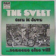 Pochette Moto 45 tours The Sweet Harley Davidson 1974
