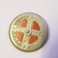 MOTU He Man Shield Accessory Taiwan Masters Of The Universe Vintage Mattel 1981