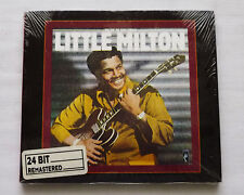 Little MILTON Walkin' the back streets GERMANY digipack CD STAX (2002) SEALED