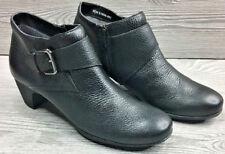 SOFTWALK IMLAY Dark Grey Women's Buckle Bootie Size US 9.5 BRAND NEW!!!! (#718)