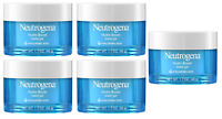 Neutrogena Hydro Boost Water Gel Face Moisturizer, Hyaluronic Gel, 1.7 Oz (5 Pk)