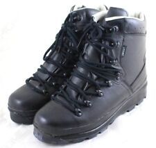 German Army Style Mountain Boots - Winter Waterproof Windproof Thinsulate Lined