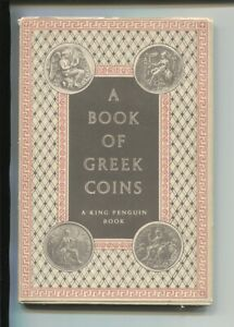 Book of Greek Coins King Penguin Charles Seltman 32 Pages
