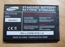 Sprint PCS Samsung SUPRA SPH-M220 Battery model AB043446LA