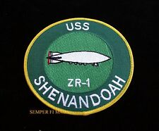 USS SHENANDOAH ZR-1 RIGID AIRSHIP US NAVY PATCH WOW GIFT