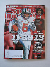Sports Illustrated V119N23 - The Last Stand 11-30-13 Ohio State Lives 9-Dec-2013