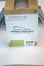 Cortland Precision Premium Fly Line Compact Float 9/10 Weight