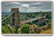 Clifton Suspension Bridge Fridge Magnet 01