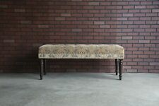 Bench ~ Tufted Bench Seat ~ Upholstered Bench by Ethan Allen