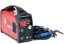 Soldadora Premium Tig 200HF AC/DC para soldar aluminio inverter MetalWorks 200A