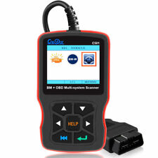 BMW Scanner Tool Mul-ti System OBD2 Car Code Reader ABS SRS Diagnostic Tool C501