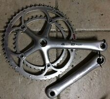 Guarnitura Campagnolo Chorus 10 bike Crankset 172.5 53-39 made in Italy Eps