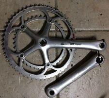 Guarnitura Campagnolo Chorus 10 bike Crankset 172.5 53-39 made in Italy Eps