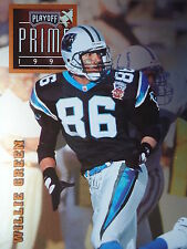 NFL 028 Willie Green WR Wide Receiver Play off Prime 1996