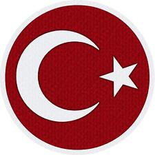 Turkey Flag Patch Original Nike Badge for Jerseys and Shirts