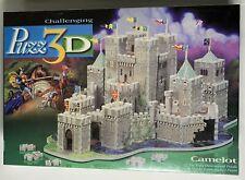 Puzz3D Camelot Puzzle - SEALED - 620 Pieces - 1995