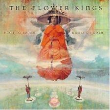 """THE FLOWER KINGS """"Banks of Eden"""" CD NEUF"""