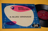"""DUKE ELLINGTON LP 10"""" A BLUES SERENATE 1°ST ORIG ITALY '50 EX+ TOP COLLECTORS"""