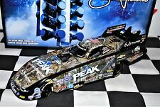 JOHN FORCE 2016 PEAK / REALTREE CHEVY CAMARO FUNNY CAR AUTOGRAPHED NHRA