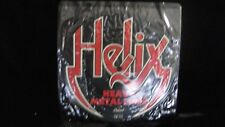 """Helix-Picture Disc 45-No Rest for The Wicked-Heavy Metal Love-1983- 7"""""""