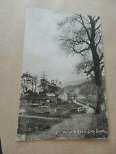 More details for   p7h33 postcard  letterfearn loch duich  paper adhesions reverse noted