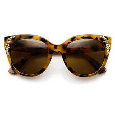 Women's Gradient 100% UVA & UVB Designer Plastic Sunglasses