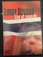 DVD Larry Norman/ LIVE AT SEASIDE / CHRISTIAN ROCKER PIONEER  rare !!